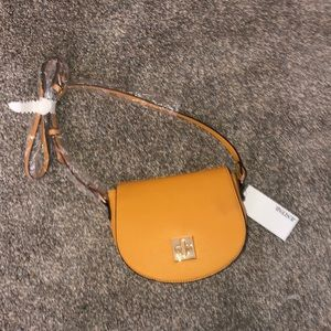 NWT Just Fab crossbody satchel